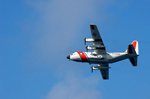 Coast Guard Hercules, stock photo