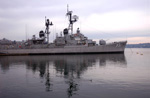 USS Turner Joy, stock photo