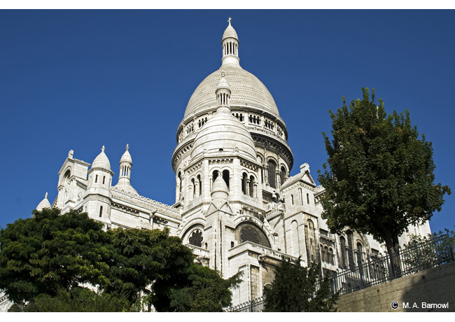 Beautiful Sacre Coeur
